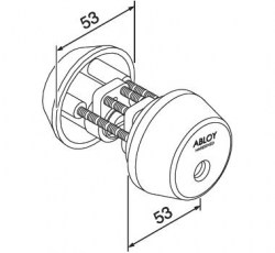 ABLOY0405